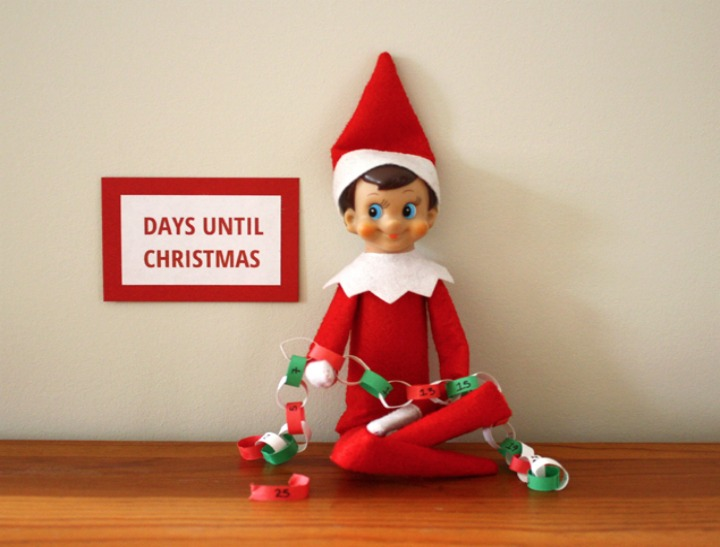 ELF on a shelf FI