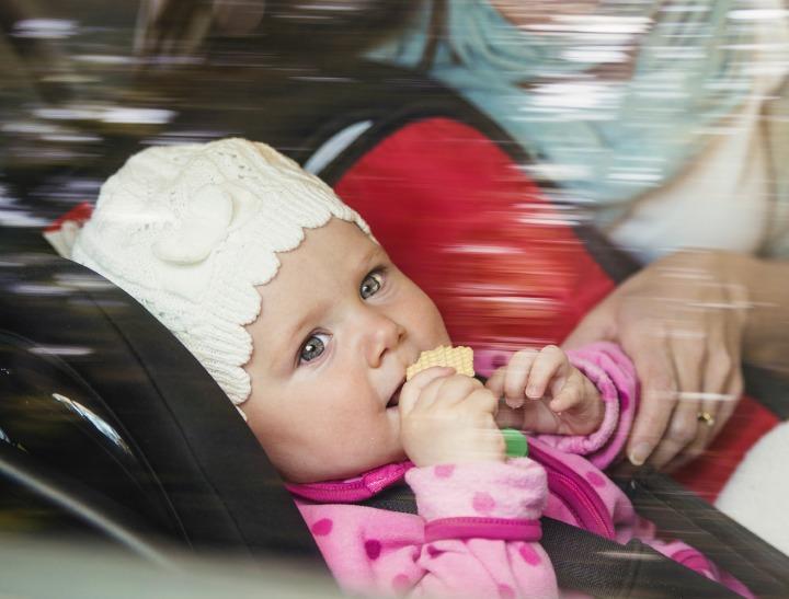 leaving babies in cars