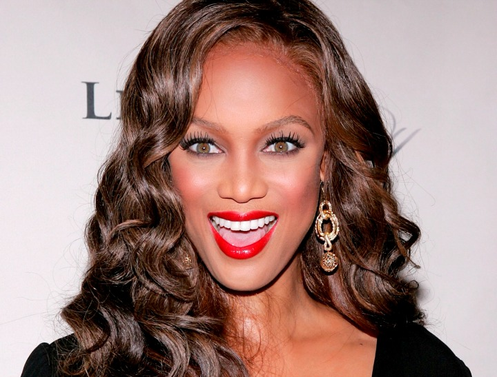 tyra banks from istock feat