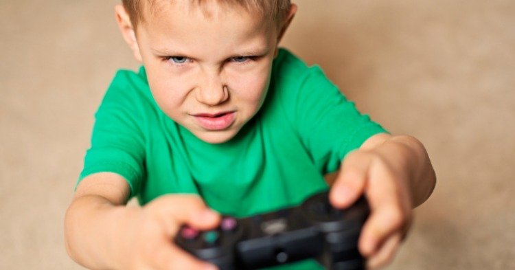 Video games can be good for kids, according to a new study.