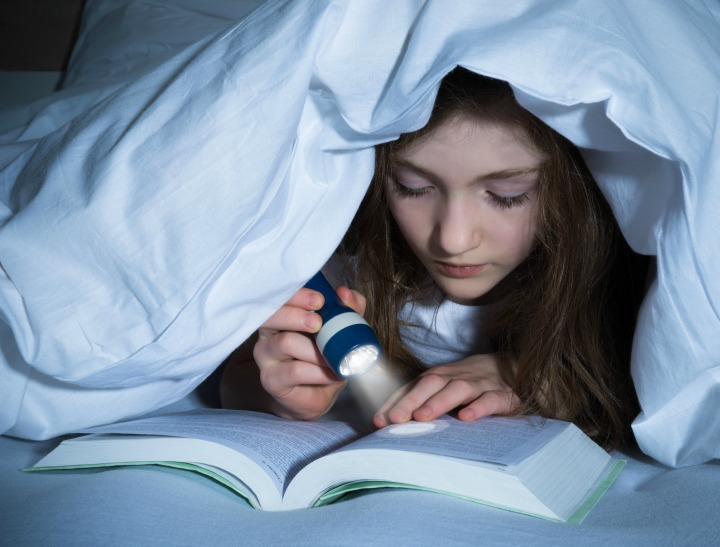 books-kid-torch