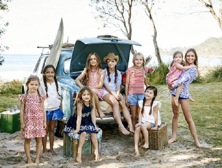 Collette Dinnigan kids featured