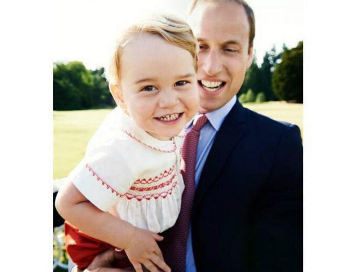 Prince George turns two.