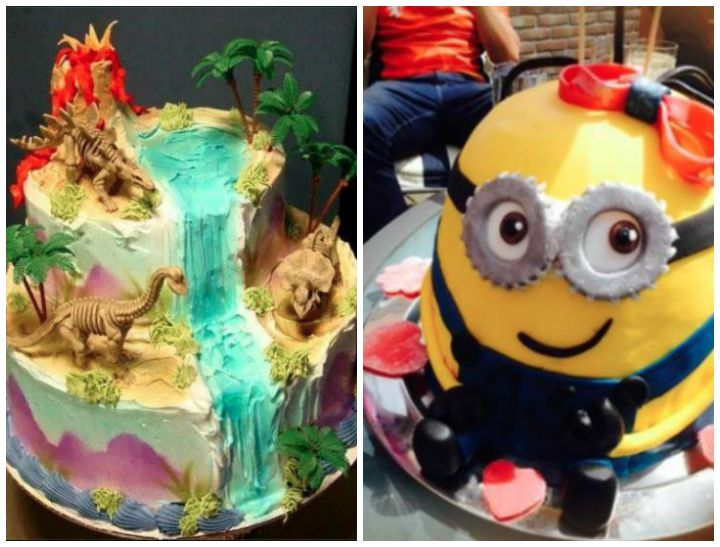 coolest cakes ever collage featured image