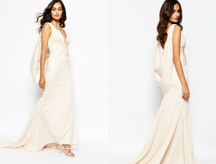 The $300 ASOS wedding dress brides can\u0027t get enough of.