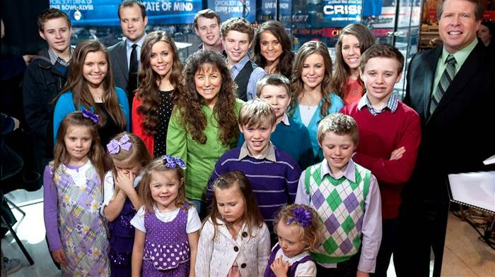The Duggars splashed all over the news.