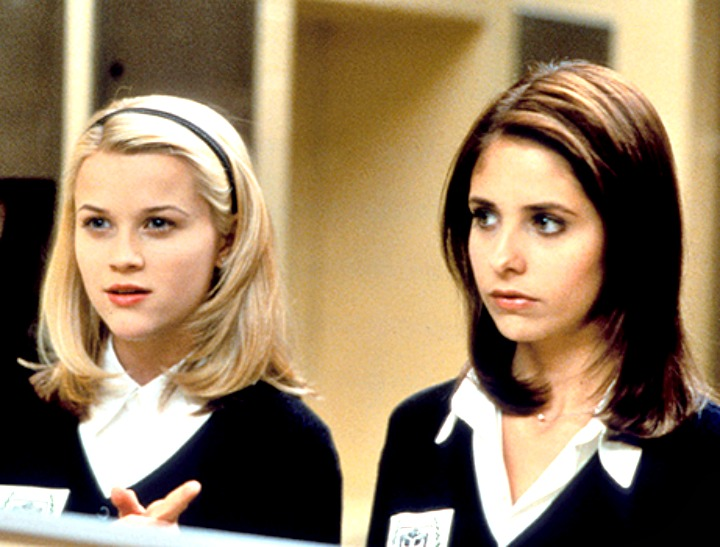 sarah michelle gellar and reese witherspoon